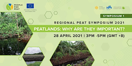 PFP Regional Peat Symposium 2021: Series 1 tickets