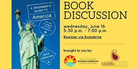 Book Club: A Beginner's Guide to America tickets