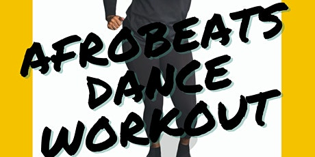 UIU Tri-state AfroBeats Dance & Fit Class w. AfroDance Out tickets