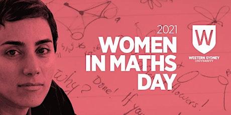Women in Mathematics 2021 tickets