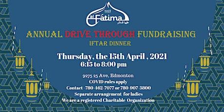 Annual Fundraiser 2021- Drive Through Iftar Dinner tickets