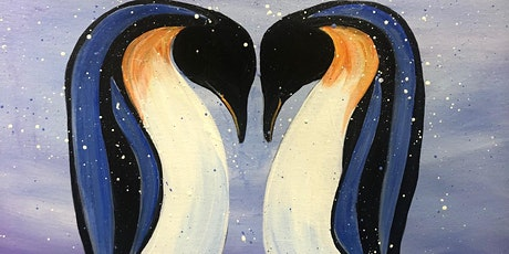 Penguin Pair, Mon, May 17, 2021 6:30pm tickets