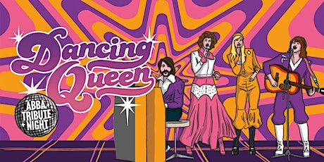 Dancing Queen | ABBA Tribute Night - Auckland tickets