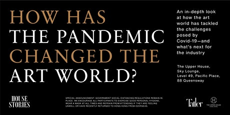 How has the pandemic changed the art world? tickets