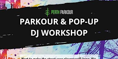 DJ Music  Skills  Workshop Ages 12-17 tickets