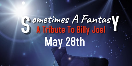 Sometimes A Fantasy -Tribute to Billy Joel at Diamond Music Hall tickets