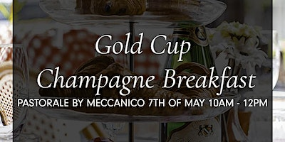 Gold Cup Champagne Breakfast