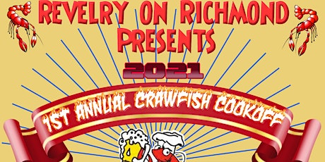 Revelry Crawfish Cook Off tickets