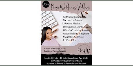 My Wellness Village Q2 - 2021 tickets