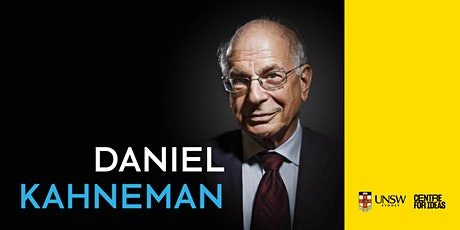 Daniel Kahneman in conversation tickets