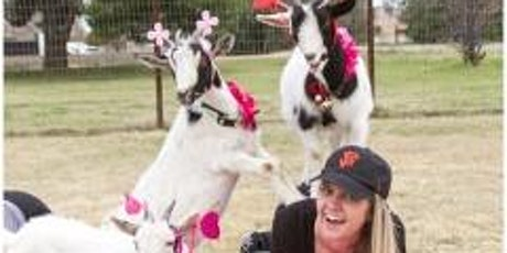Baby & Infant Goat & Bunny Yoga tickets