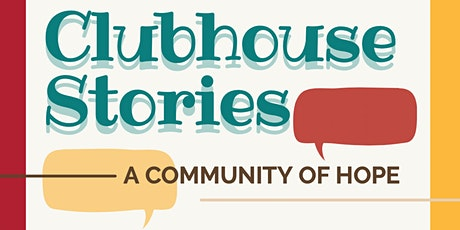 Clubhouse Stories - 5th Anniversary Fundraiser tickets