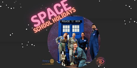 Space School Holiday at Discovery - MORNING SESSION tickets