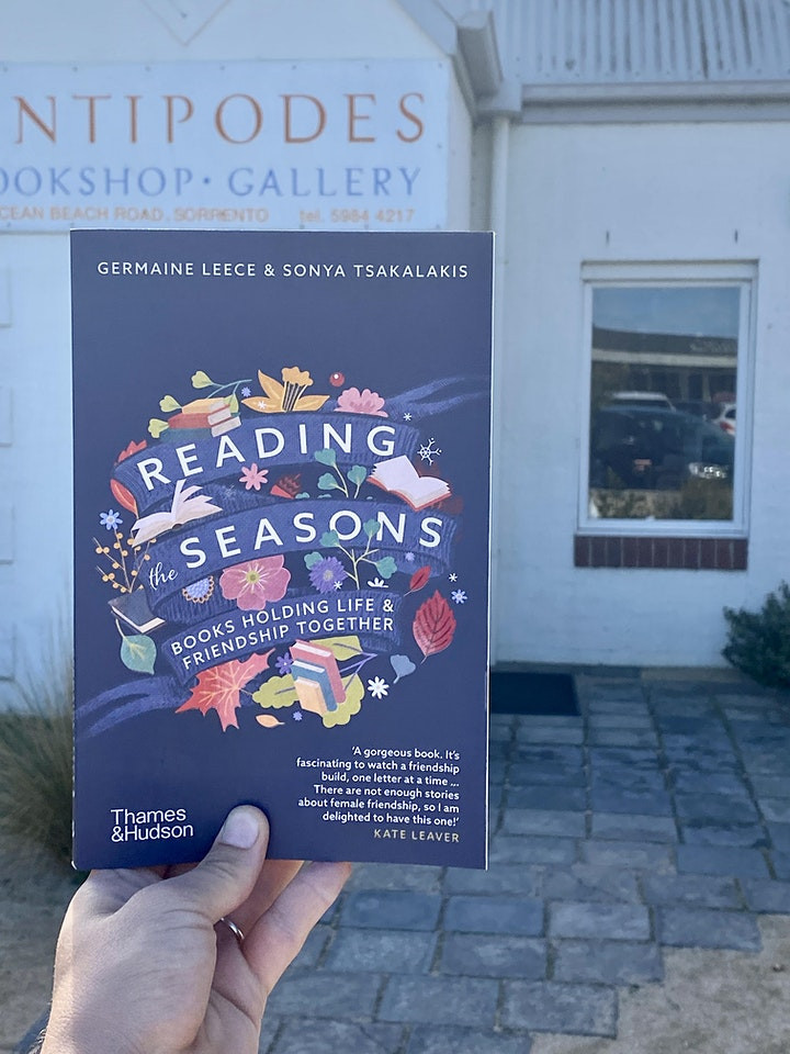 Words After Dark - Reading The Seasons image