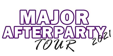 """MAJOR AFTERPARTY TOUR""  VOL. 1 MEMPHIS tickets"