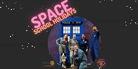 Space School Holiday at Discovery - AFTERNOON SESSION tickets