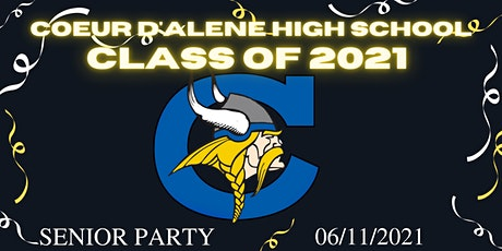 CHS Class of 2021 All-Night Drug and Alcohol Free Senior Party tickets