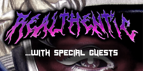 Mid-Winter Metal with REALTHENTIC Live @ SPACESHIP W/ Special Guests tickets