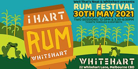 I Hart Rum 2020/2021 tickets