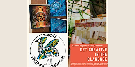 Get Creative in the Clarence ~ Cultural Art with Mudyala tickets