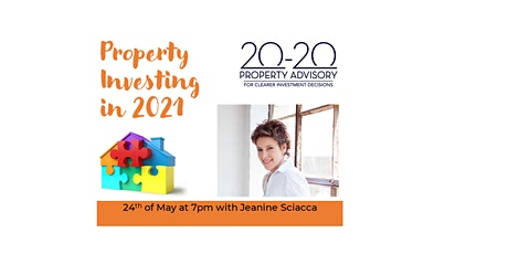 Property Investing in 2021 tickets