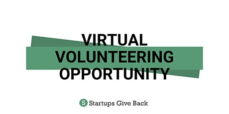 Startups Give Back SF: Mock Interviews with Techtonica tickets