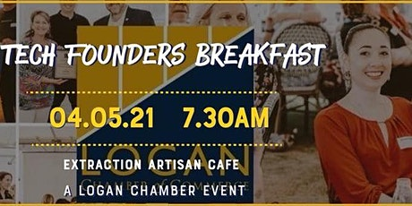 Small Business Month Tech Founder's Breakfast tickets