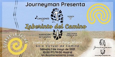 Laberinto del Camino - Europe 19:00 Madrid boletos