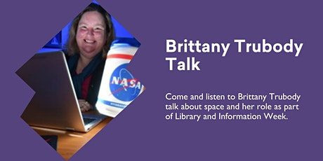 Brittany Trubody Talk tickets