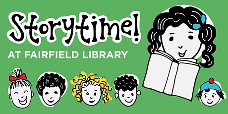 Storytime at Fairfield Library tickets