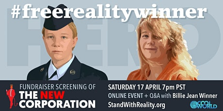 The New Corporation screening for Reality Winner (LA) tickets