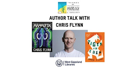 Author Talk with Chris Flynn at Inverloch Library tickets