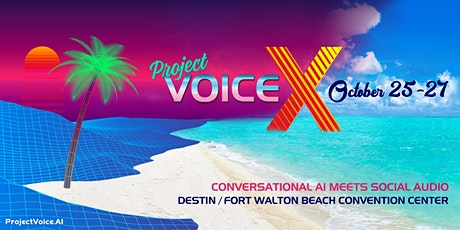 Project Voice X tickets