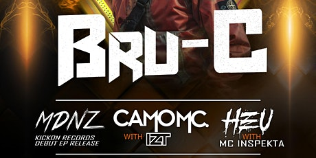Kickon Records presents: Bru-C Palmerston North tickets