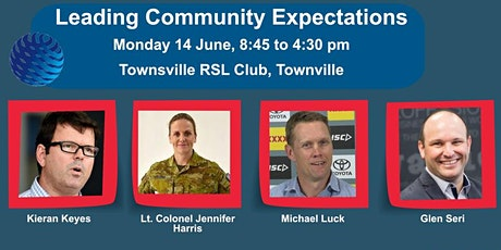 Leading Community Expectations (Townsville) tickets
