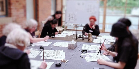 Asian arts- Mother's Day Calligraphy experience tickets