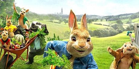 Sensory Friendly Movie Session - Peter Rabbit 2 tickets
