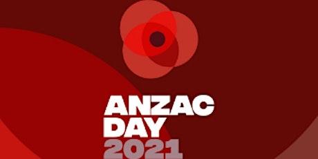 ANZAC DAY DAWN SERVICE - SCHOOL OF INFANTRY 2021 tickets