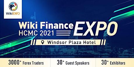 Wiki Finance EXPO HCMC 2021 tickets
