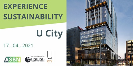 EXPERIENCE SUSTAINABILITY - U City tickets