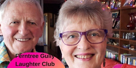 Ferntree Gully Laughter Club via Zoom - Practice the joy of laughter. tickets