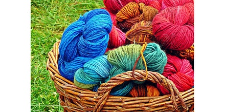 Join us to learn how to knit a shawl tickets