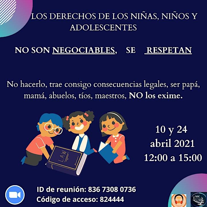 Imagen de DEFENSA Y PROTECCIÓN DE LOS DERECHOS DE LOS NIÑAS, NIÑOS Y ADOLESCENTES