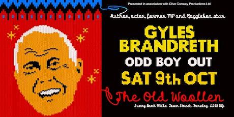 Gyles  Brandreth - Odd Boy Out tickets