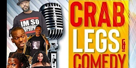 Crabs and comedy variety show at Uptown Comedy Club tickets