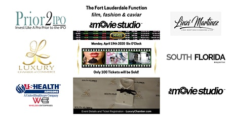The Fort Lauderdale Function - Film, Fashion and Caviar tickets