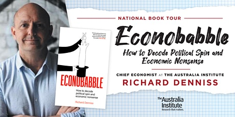 Econobabble Book Tour: Canberra tickets