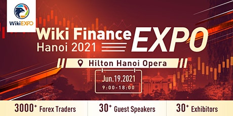 Wiki Finance EXPO Hanoi 2021 tickets