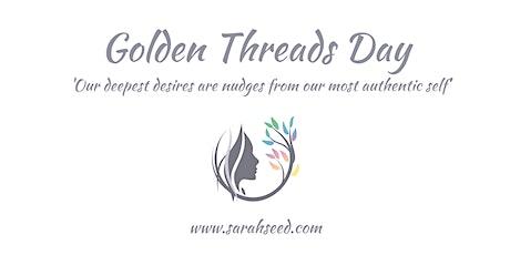 Golden Threads Retreat Day tickets
