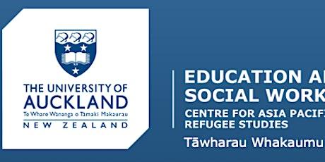 Webinar: Tertiary education as a pathway to protection bilhetes